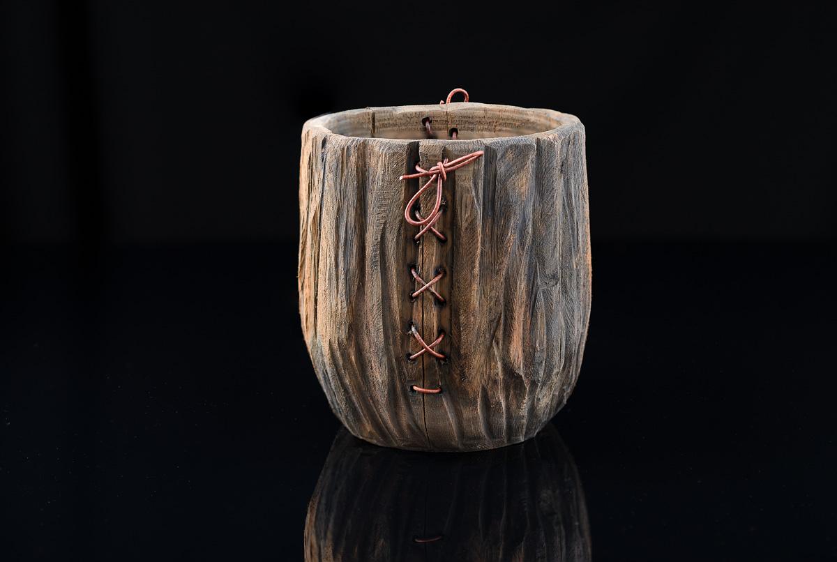 Drechsler Vase