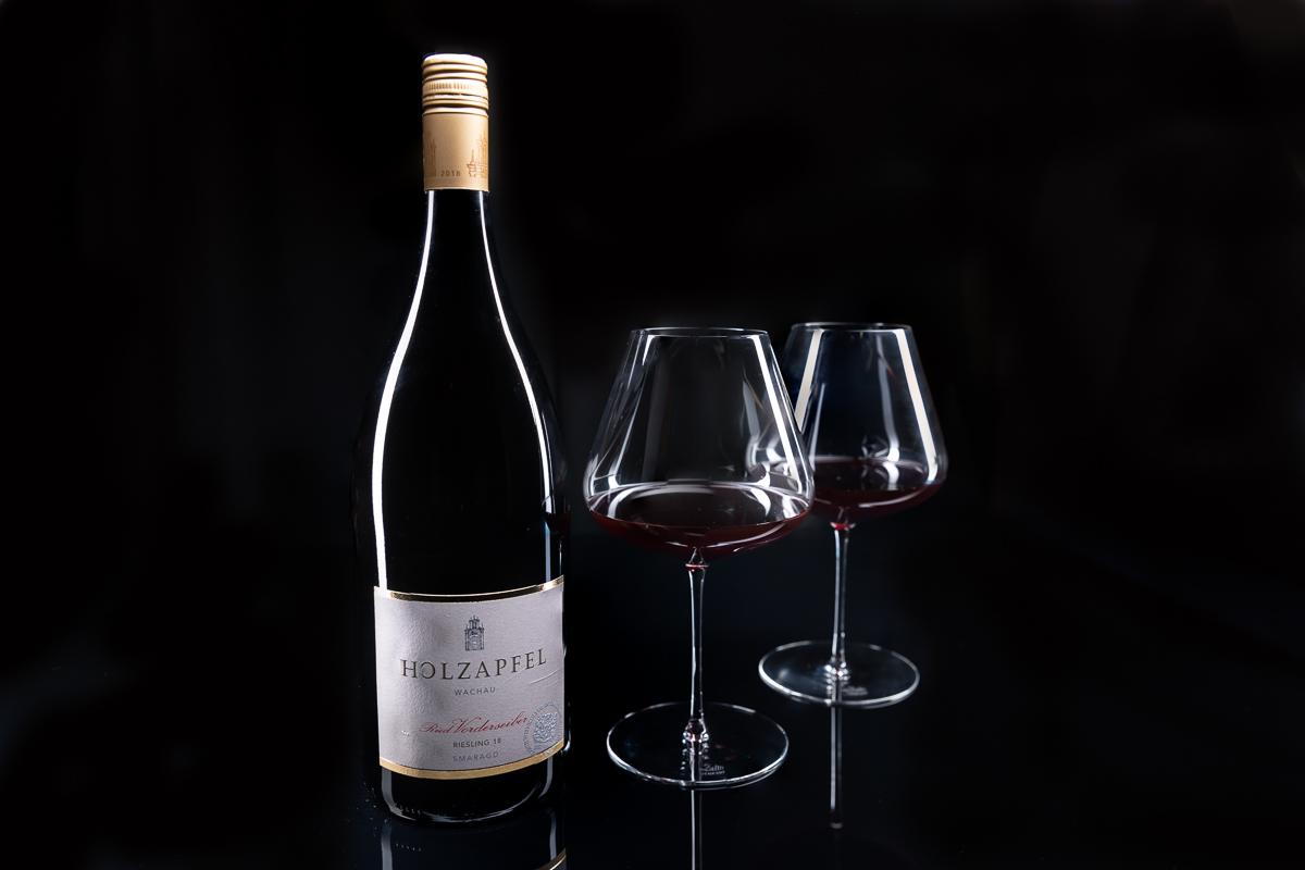 Produktfotografie Wein